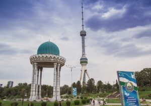 TV Tower – The tallest structure in the city