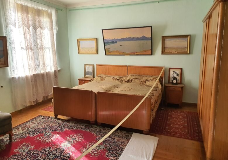 Ural Tansykbaev Memorial Museum Tashkent