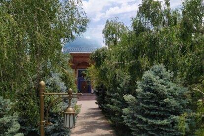 Victims of Repression Museum Tashkent