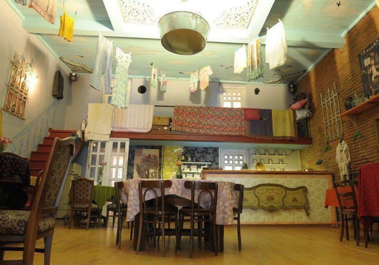 Althaus Tea House Tbilisi