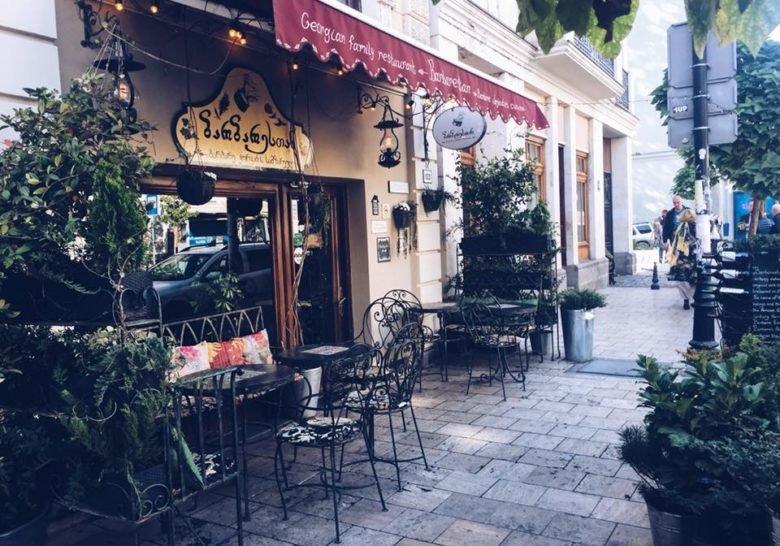 Barbarestan Restaurant Tbilisi