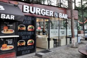 Burger Bar Tbilisi