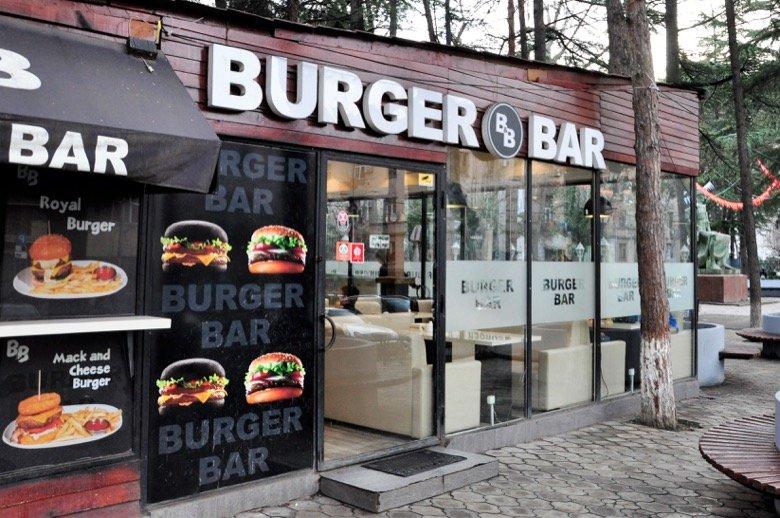 Burger Bar Tbilisi