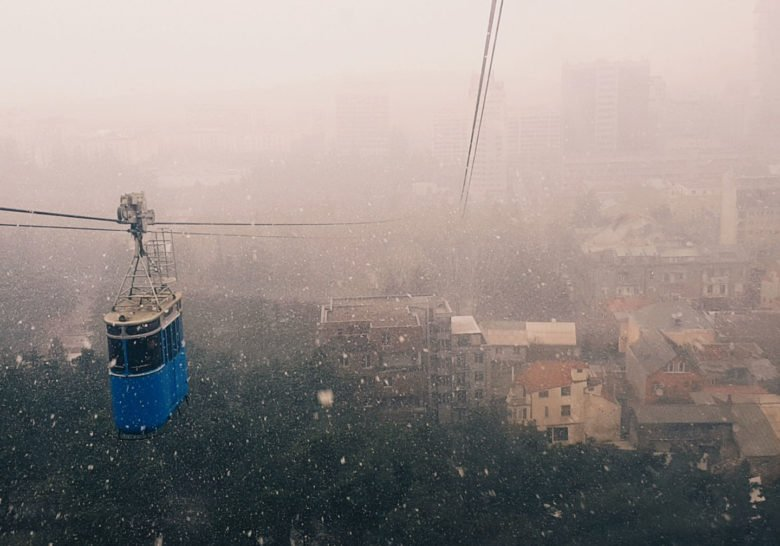 Cable Car Tbilisi