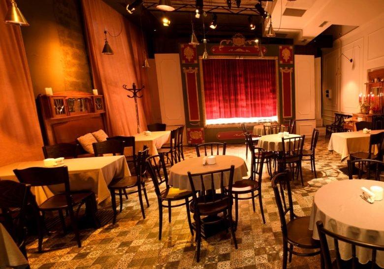 Cafe Theatre Tbilisi