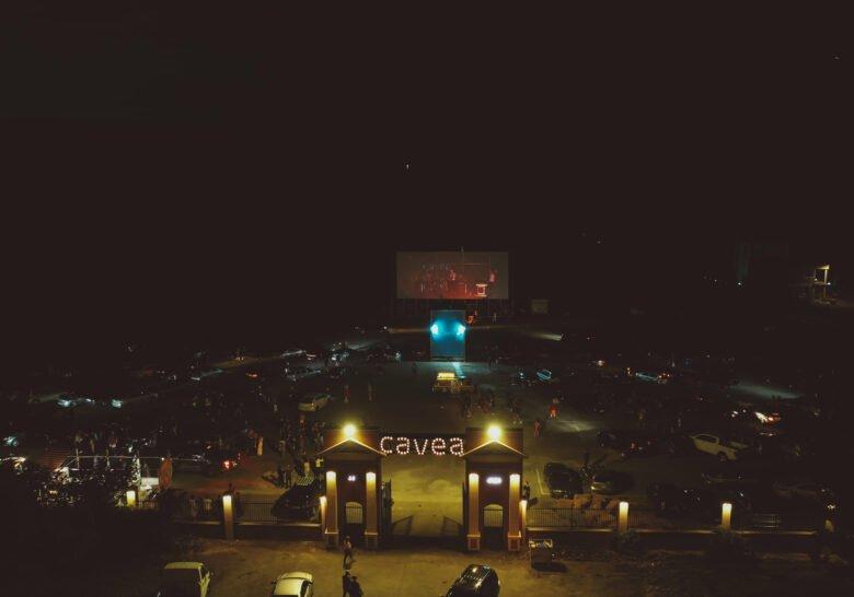 Cavea Cinemas (Drive-in Lisi) Tbilisi