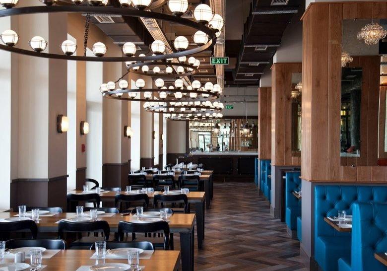Chela Funicular Restaurant Tbilisi