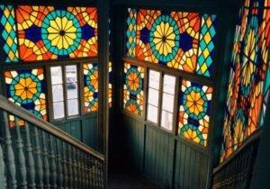 Colorful Glass House Tbilisi