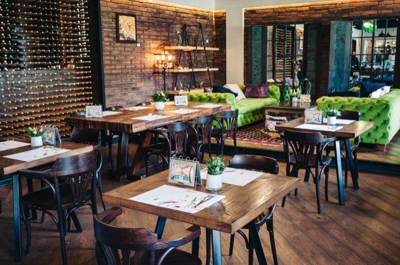 Dinehall Restaurant Tbilisi