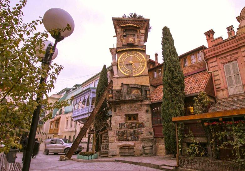 Gabriadze Theatre Tbilisi