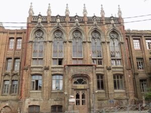 Hogwarts in Tbilisi Tbilisi
