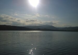 Lisi Lake Tbilisi