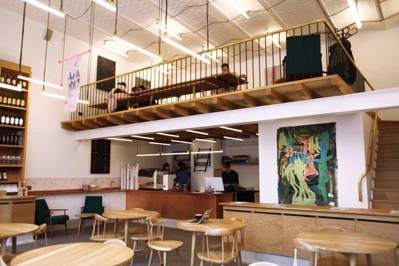 Skola Coffee & Wine Bar Tbilisi