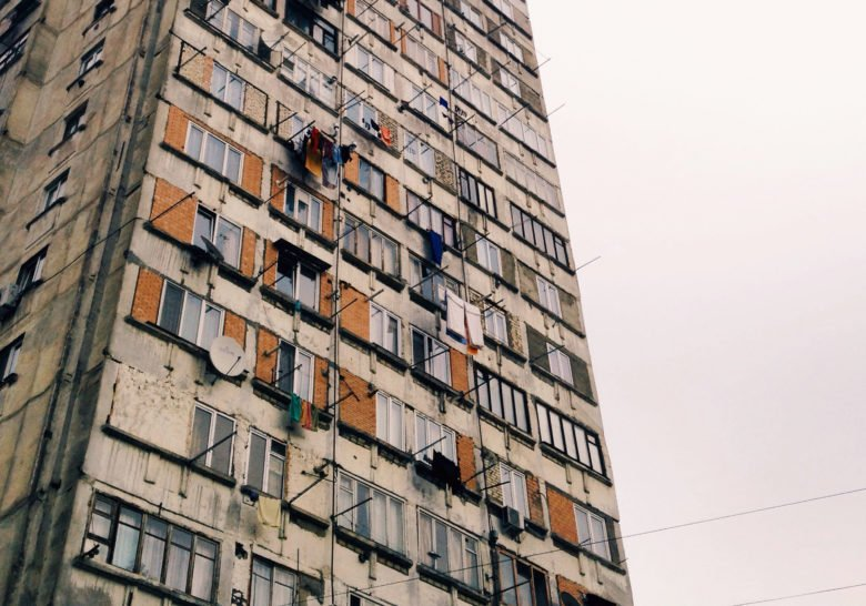 Soviet Architecture Tbilisi
