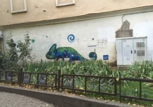 Street Artist: Dr. Love Tbilisi