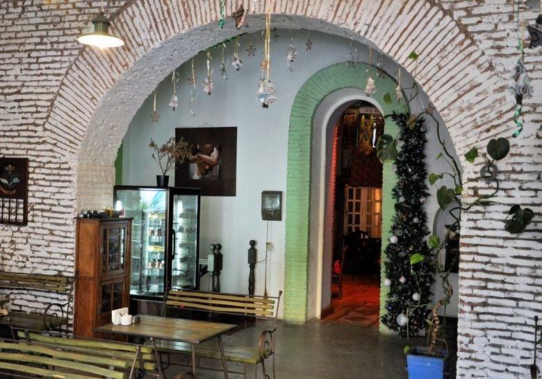 Tea House Cafe Tbilisi