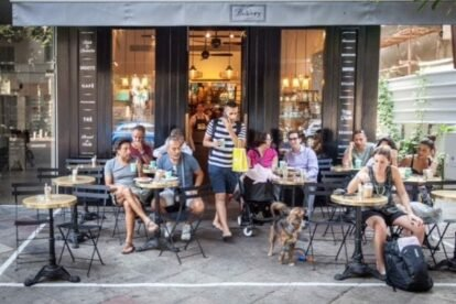 The Best Truly Local Coffee & Tea Shops in Tel Aviv