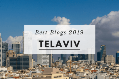 Best Tel Aviv Blogs 2019 – As Selected by Locals!