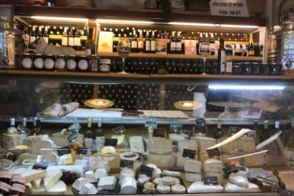 Gourmet Shop Tel Aviv