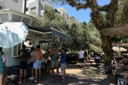 Kiosk Cafe Tel Aviv