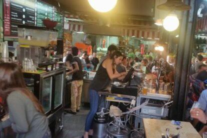 Carmel Meat Bar Tel Aviv