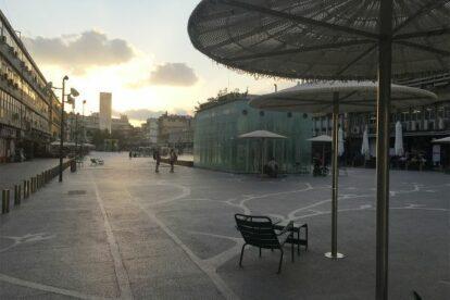 Givon Square Tel Aviv