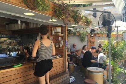 Papua Cafe TLV Tel Aviv