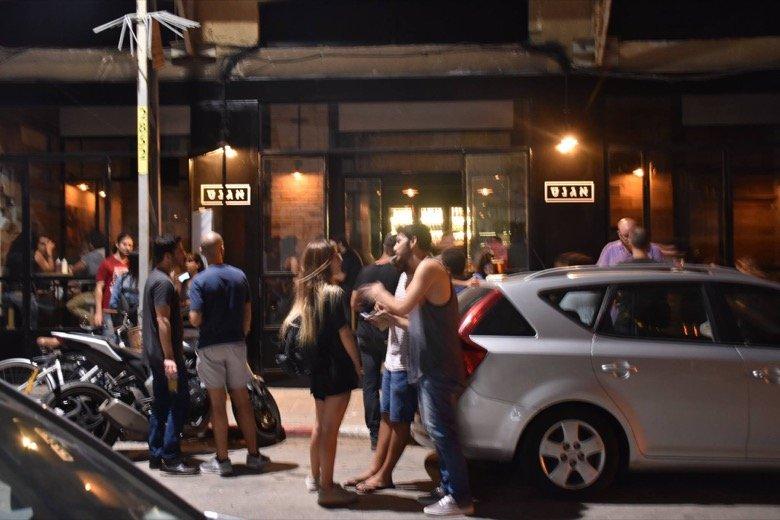 Agnes Pub Tel Aviv