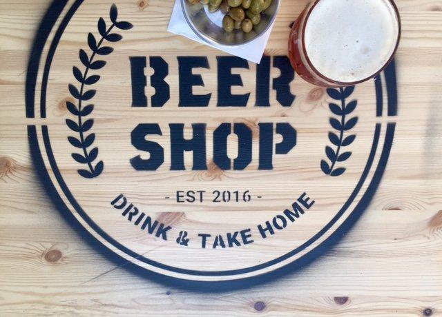 Beer Shop Tel Aviv