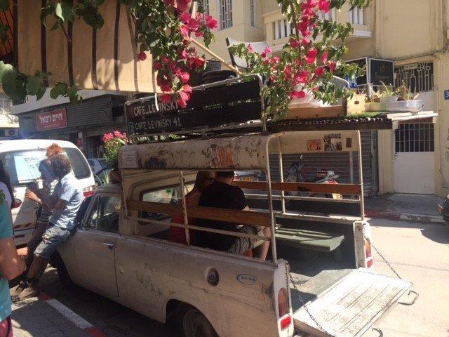 Café Levinsky 41 Tel Aviv