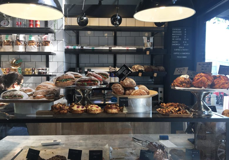 Fika Bakery Tel Aviv