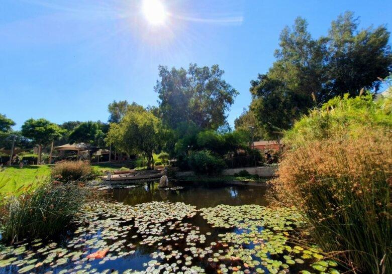 Kiryat Sefer Park Tel Aviv