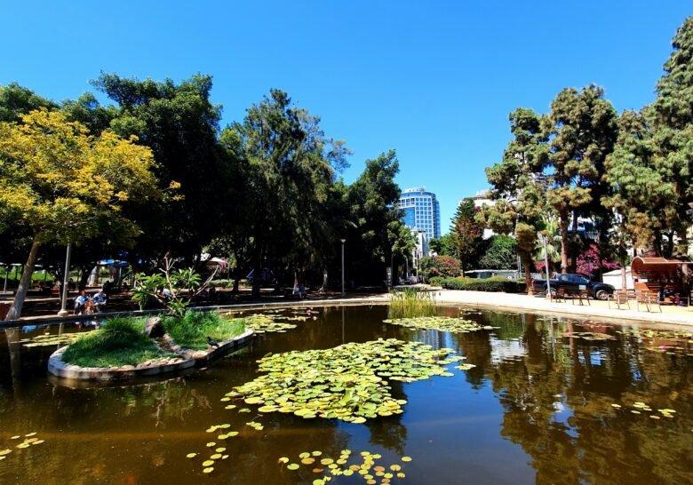 Meir Park Tel Aviv