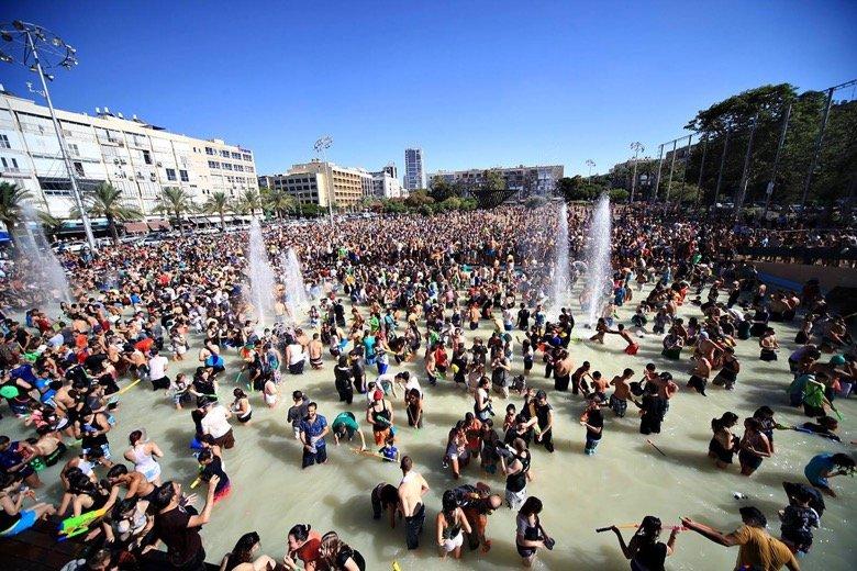 Rabin Square Tel Aviv