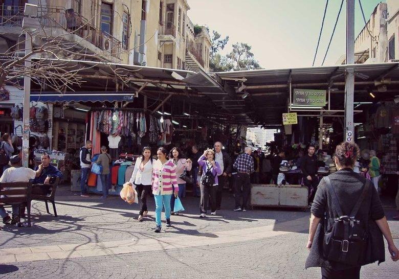 Shuk HaCarmel Tel Aviv