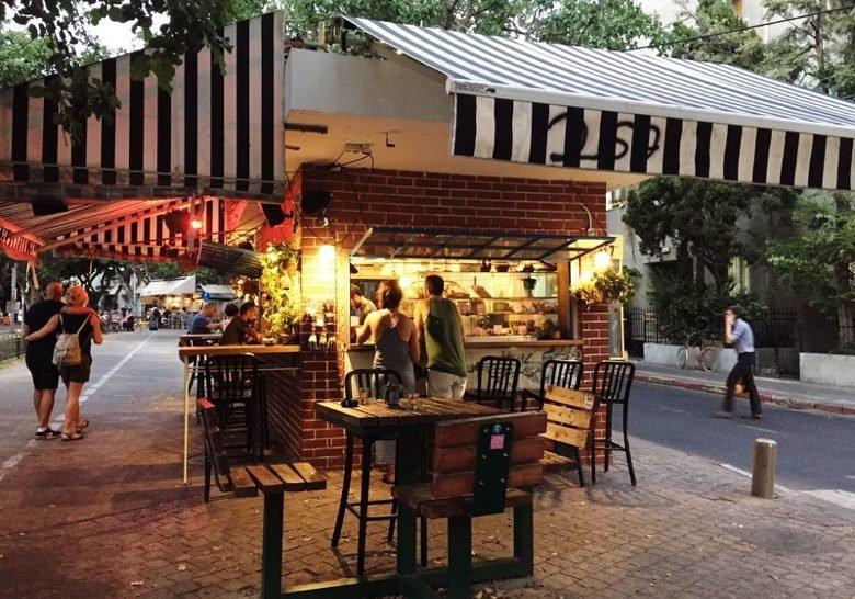 Under the Tree Tel Aviv