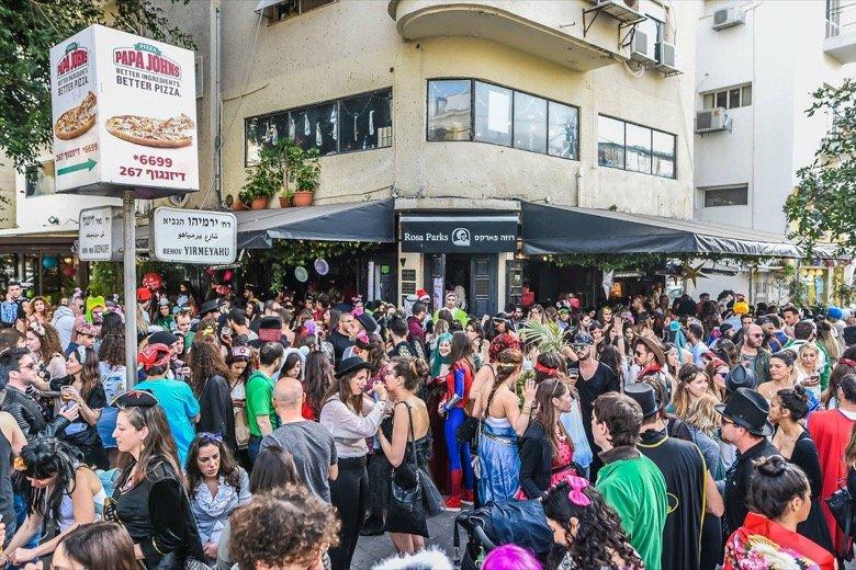 Yirmiyahu-Dizengoff Junction Tel Aviv