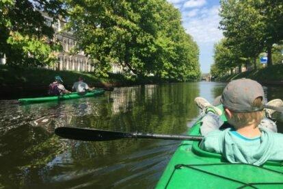 Canoe Rental The Hague