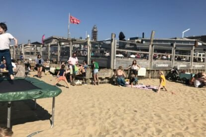 Hart Beach Club The Hague