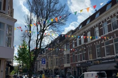 International Market The Hague