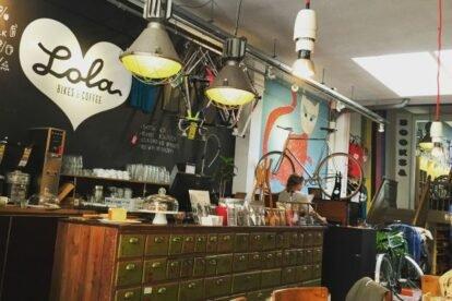 Lola Bikes and Coffee The Hague
