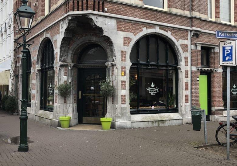 Barista Cafe The Hague