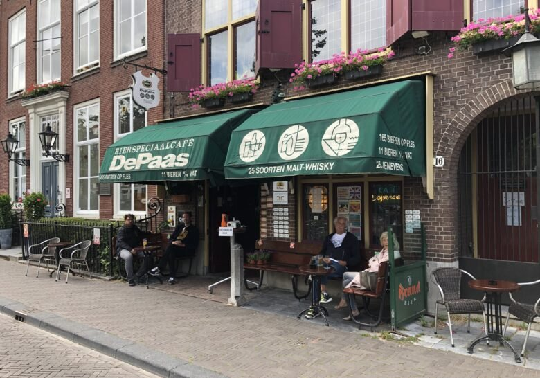 Bierspeciaal Cafe de Paas The Hague