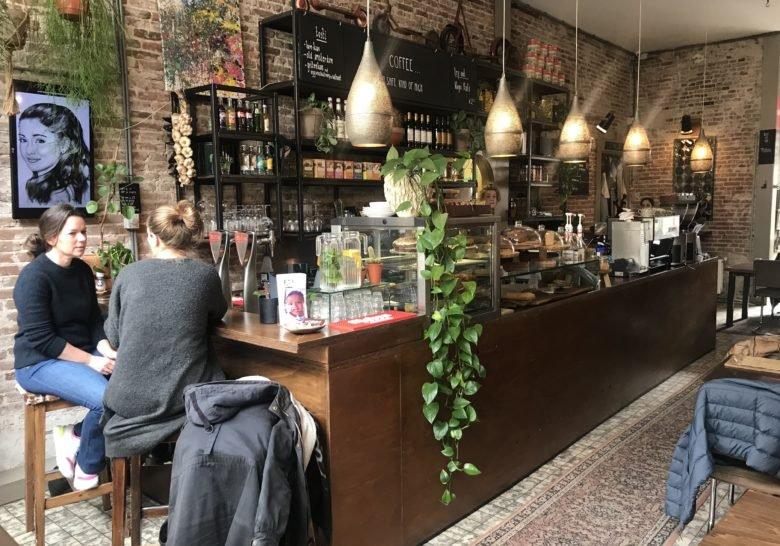 Bij Clarence – My happy lunch spot