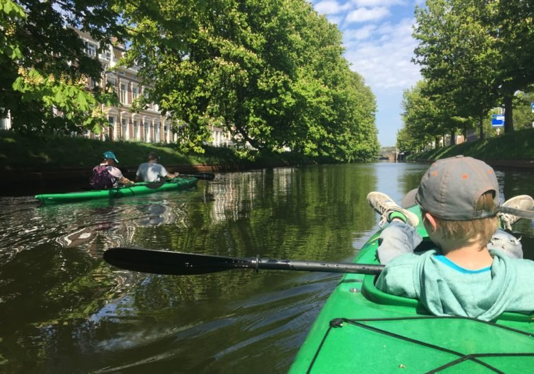 Canoe Rental  The Hague