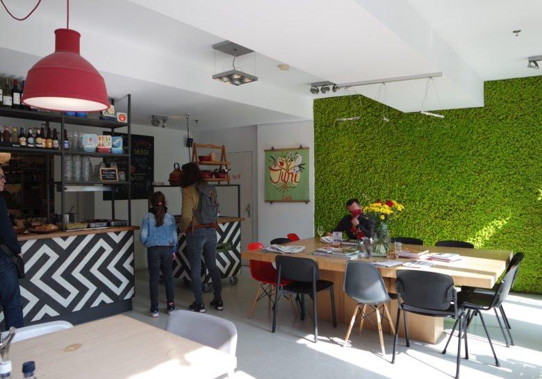 Het Nutshuis cafe The Hague