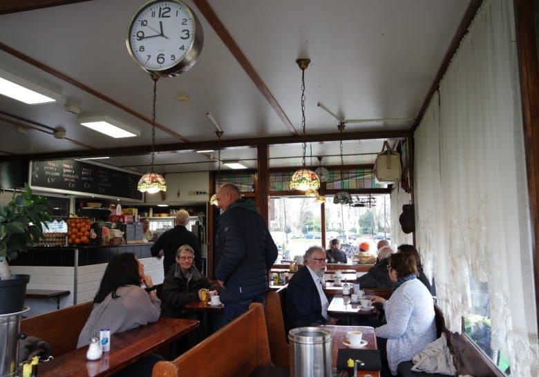 Koffiehuis 't Statenplein The Hague