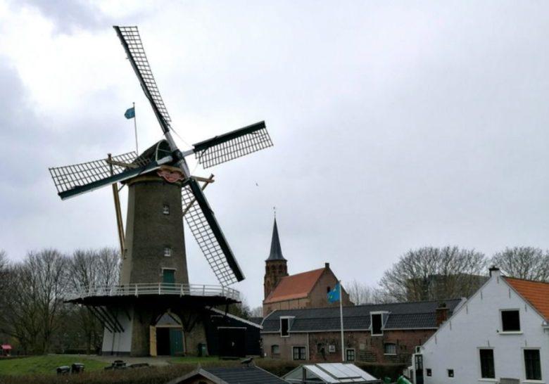 Molen de Korenaer The Hague