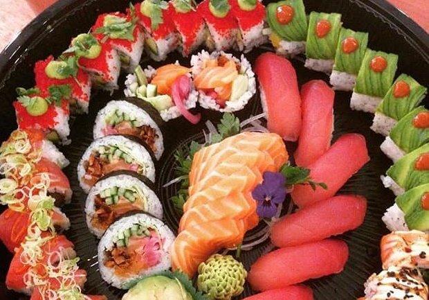 Ohmu Sushi The Hague