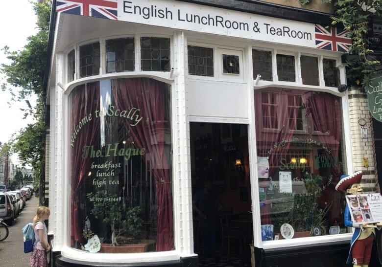 Scally's Tea Room The Hague